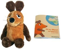 "COLUMBUS Globus Kids Line 26cm, Set ""Die Maus"""