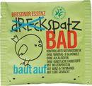 Dreckspatz Badesalz, baut auf (grün), Display à 10 Stk