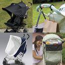 Sunshine Kids Stroller Bundle Pack 4-teiligs Zubehörset zum Buggy