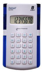 REBELL ECO610  - Wasserbetriebener Taschenrechner